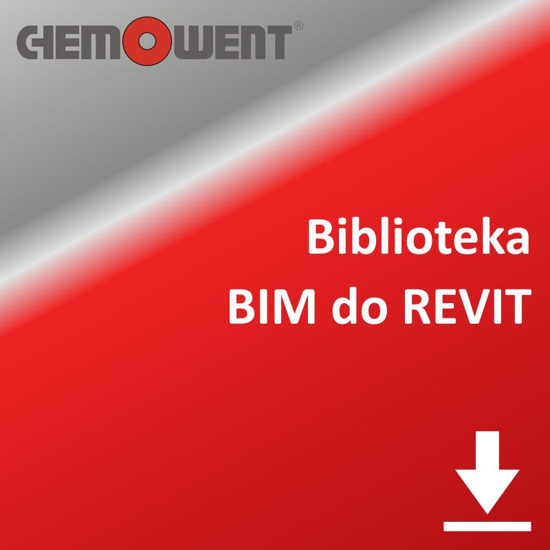 Biblioteki Chemowent do programu REVIT (BIM)